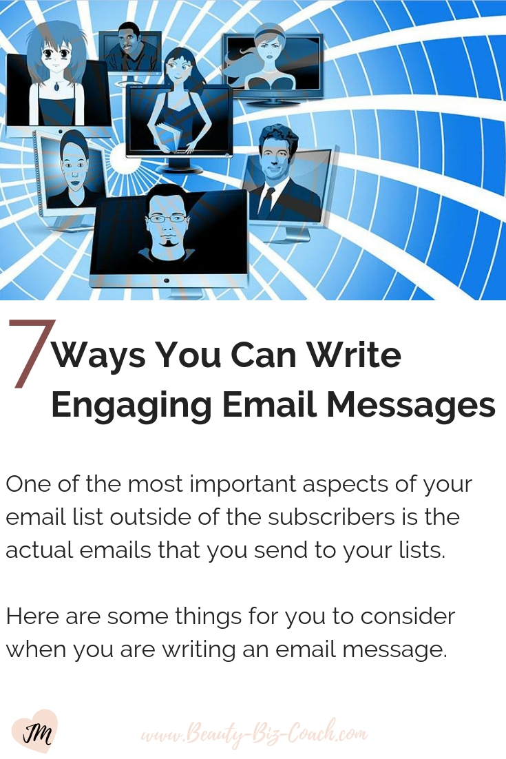 Write engaging email messages