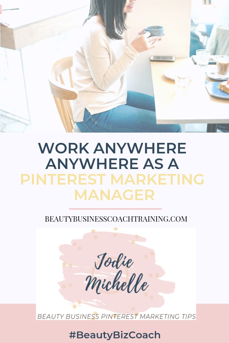 Work Anywhere with Pinterest